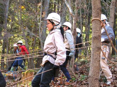 第19期「森林ボランティア青年リーダー養成講座 in東京」