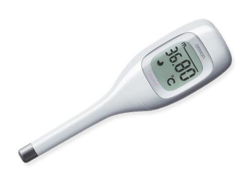 電子体温計 けんおんくん MC-672L(オムロン)