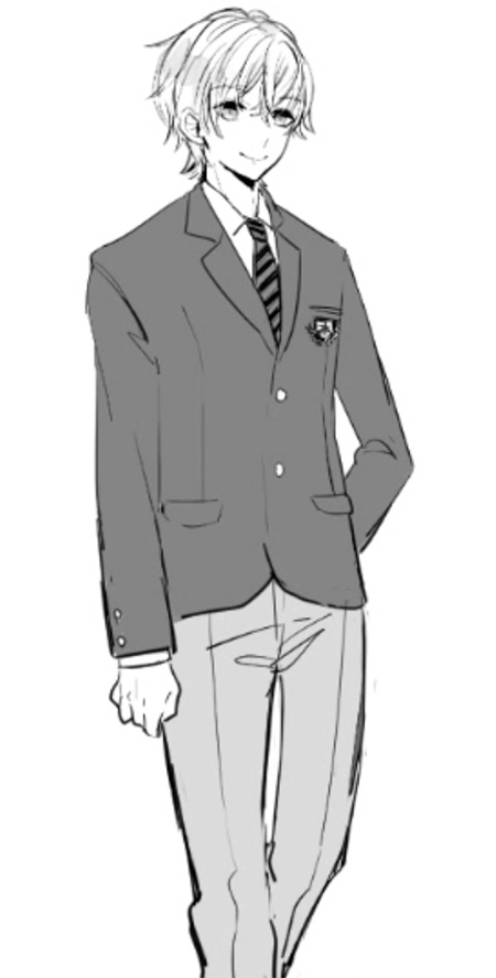 121_男子高校生の制服の描き方講座 (7)