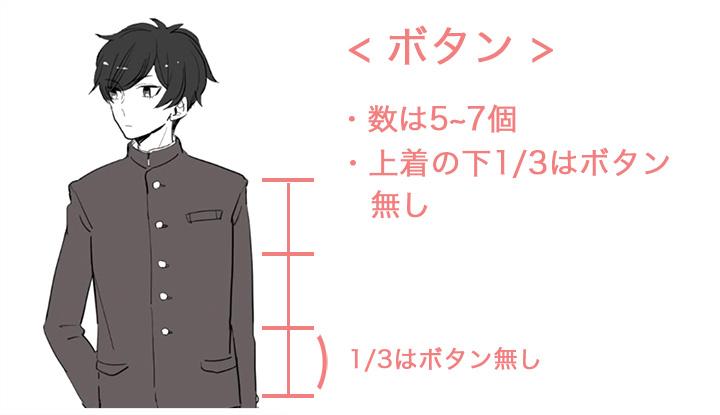 121_男子高校生の制服の描き方講座 (4)