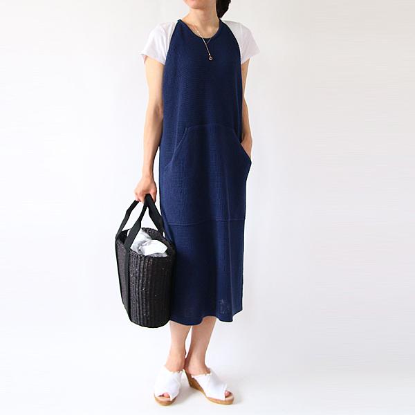 KELE CLOTHING/APERA アメリカンスリーブワンピース