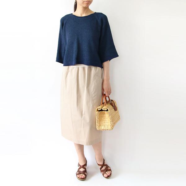 KELE CLOTHING/ABUTILON ニットトップ