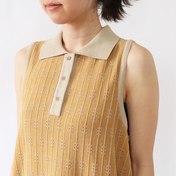 KELE CLOTHING/ARVENSE ニットワンピース