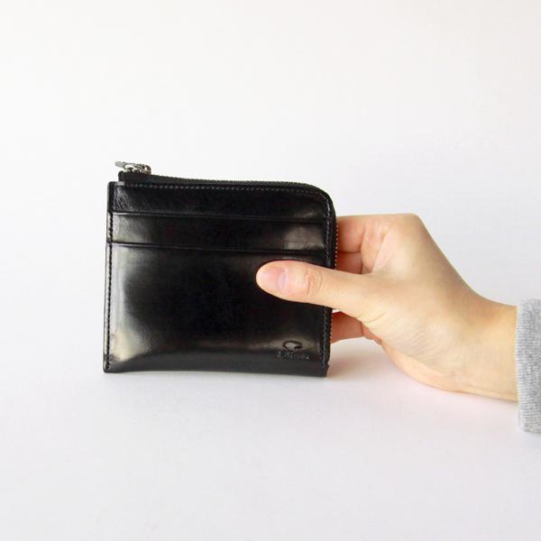 Il Bussetto(イル・ブセット)L字型ジップ財布