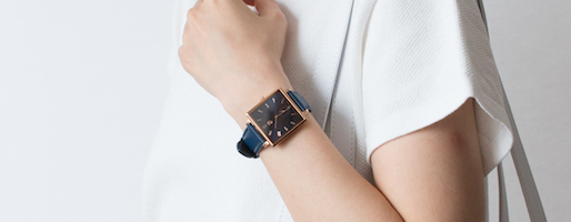 バウハウスの精神を受け継ぐDUFAの腕時計。ドイツのものづくりらしい質実剛健な小宇宙