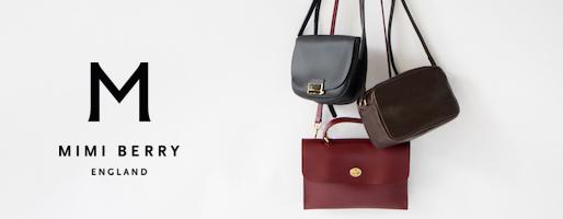 そろそろ持ちたい「良いバッグ」。Mimiの上質レザーバッグはいつものファッションにもオケージョンにも使える。
