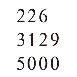 226(つつむ)