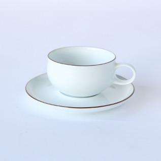 G型ティーカップ&ソーサー