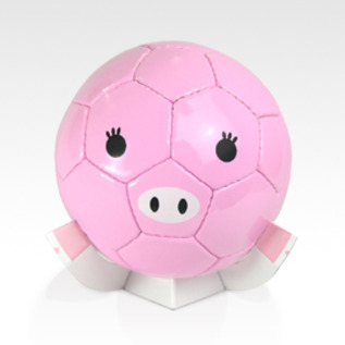 Football Zoo LightPink-Pig