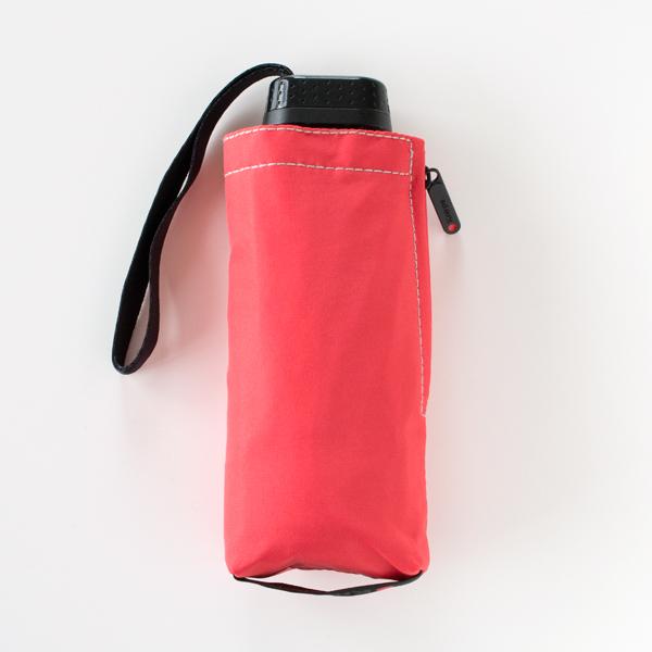 折りたたみ傘 TS010 (SOLID CORAL)