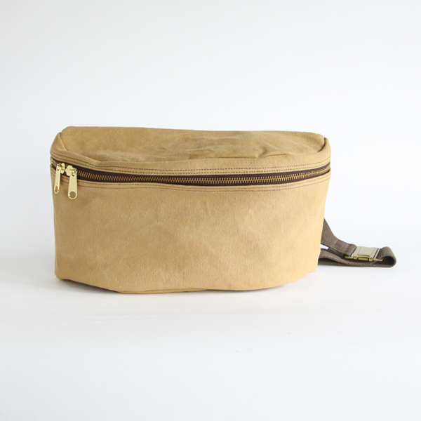 WAISTBAG/TAN