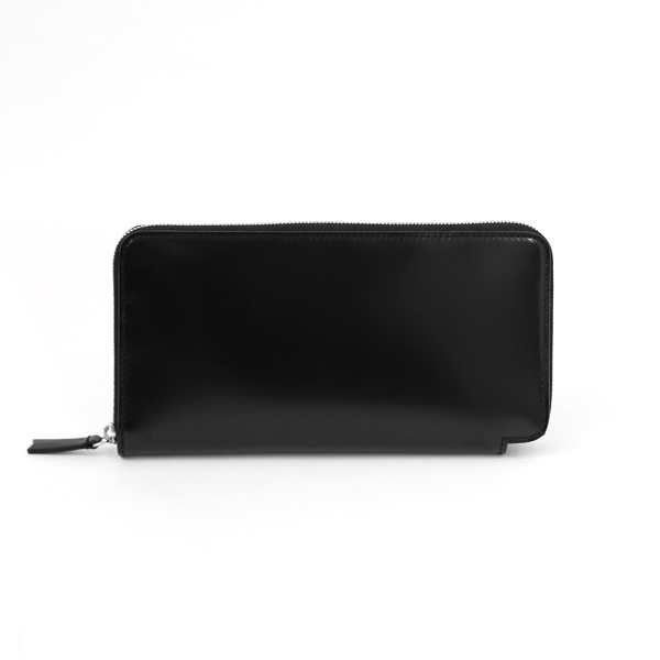 CORDOVAN LONG WALLET(Black)