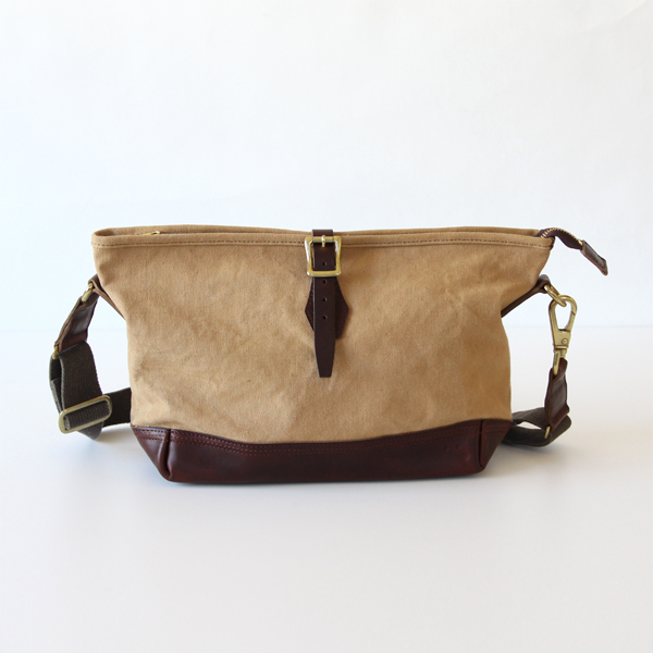 CARRY-ALL SHOULDER/S/TAN