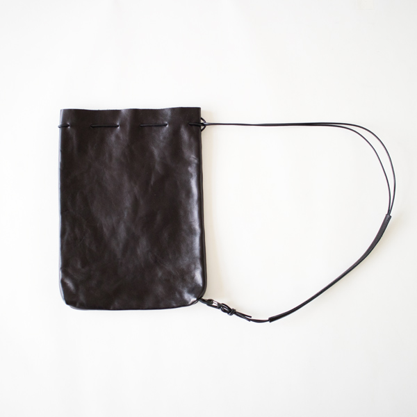 HORSE LEATHER DRAW STRINGS SHOULDER