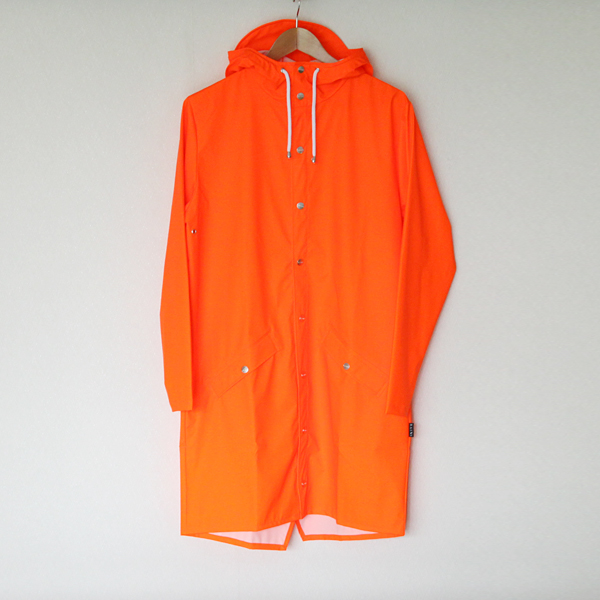 Long Jacket Orange(レインコート)