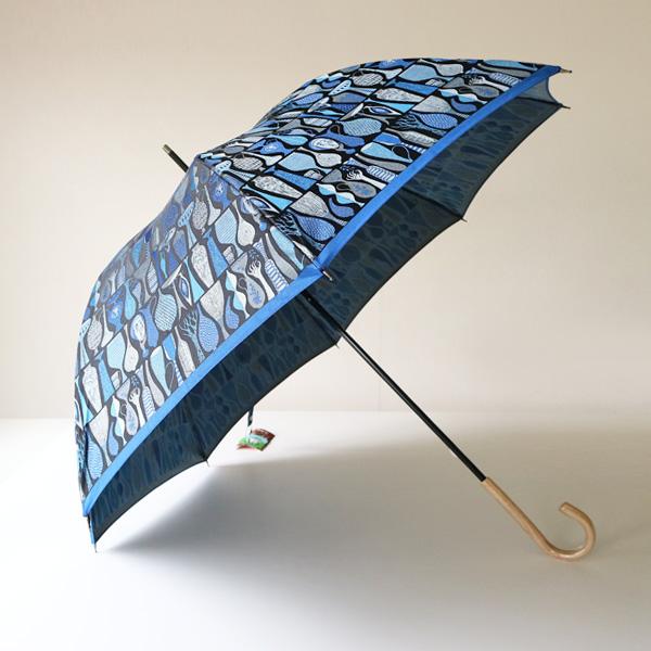 晴雨兼用 長傘 POTTERY