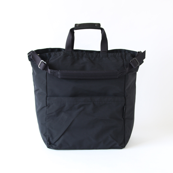 STAND UP 2WAY TOTE BLACK