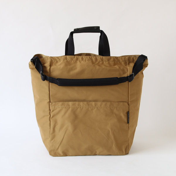 STAND UP 2WAY TOTE BEIGE