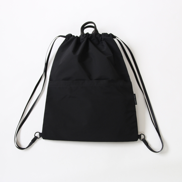 KNAP SACK BLACK