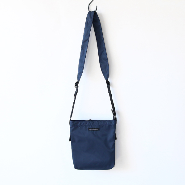 PACKABLE SHOULDER/S NAVY