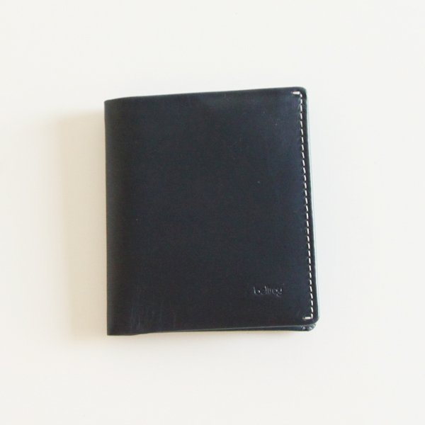 Note Sleeve wallet BLUESTEEL