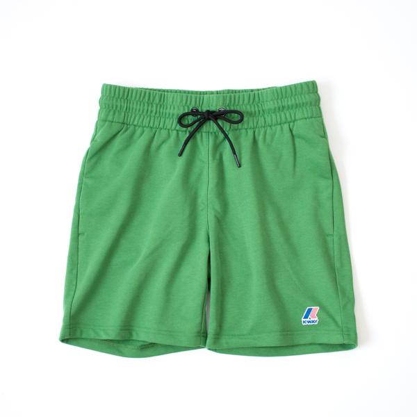 UNISEX スポーツ トラウザーズ パンツ Green md