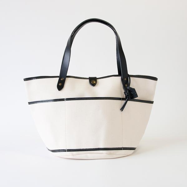 GARDEN BAG ROND(ガーデンバッグロンド) WHITE