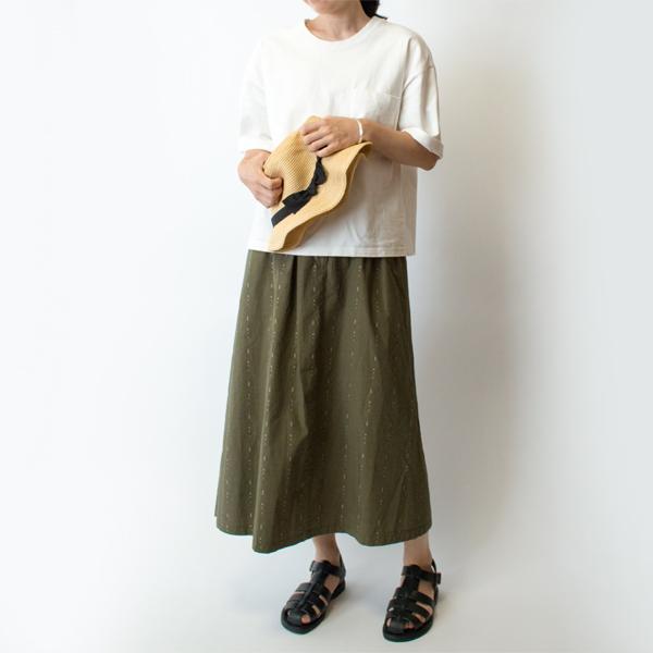 モデル身長:158cm(KHAKI)
