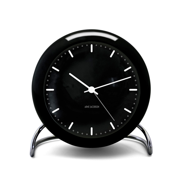 ARNE JACOBSEN City Hall Table Clock