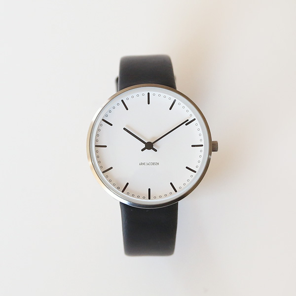 ARNE JACOBSEN Watch CITY HALL(34mm)