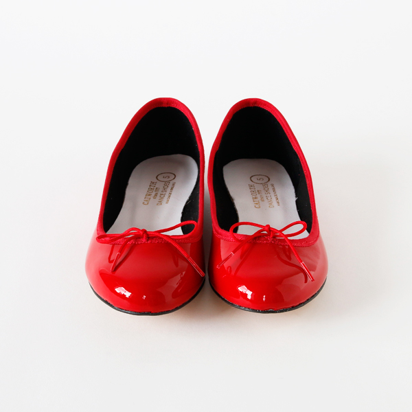 Slip on Ballet Shoe Ruby