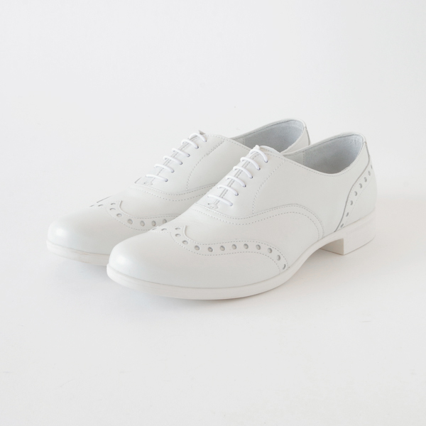 TRAVEL SHOES ウイングチップ レイン WH