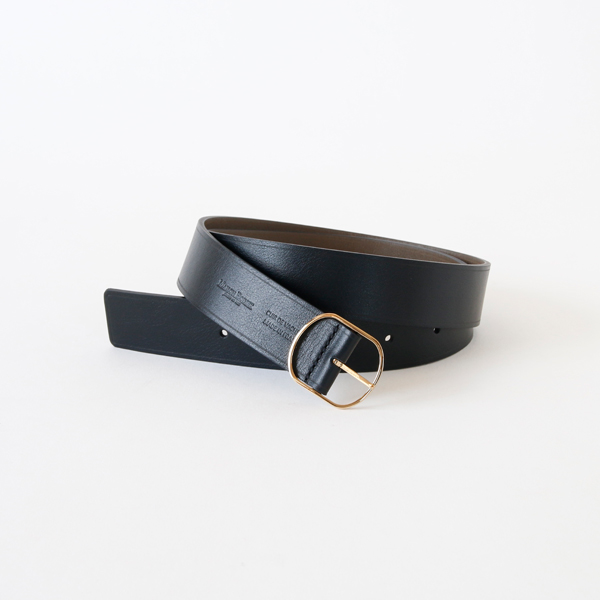 91355G 30mm REVERSIBLE BELT (NOIR/CARIBOU)