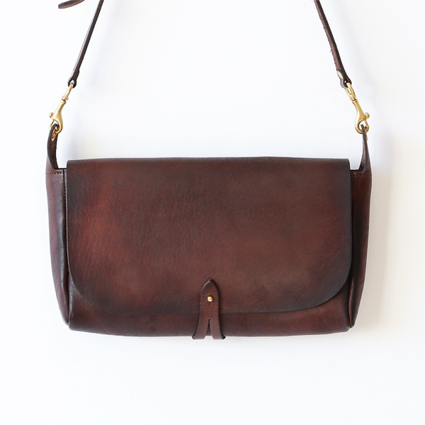LEATHER 3WAY クラッチバッグ