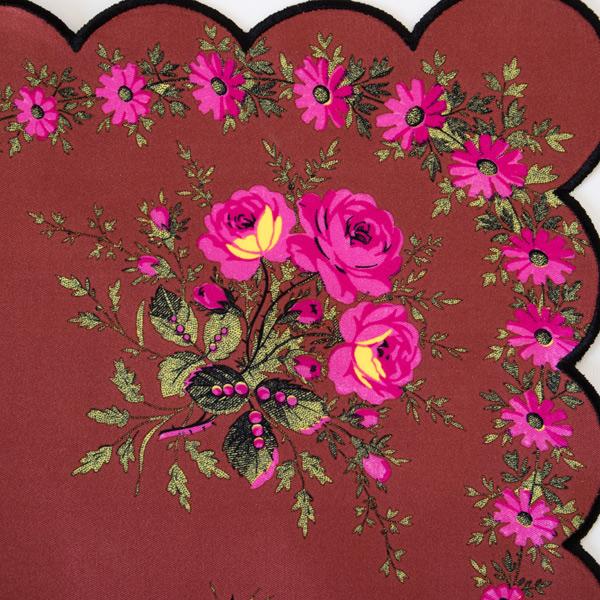 散りばめられたお花