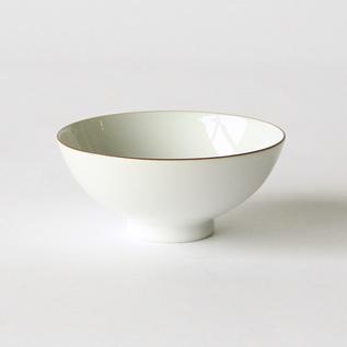 ベーシック お茶碗 白