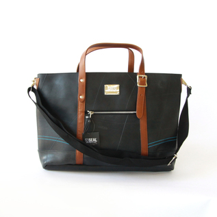 Designers business bag Brown