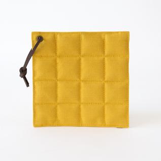 ポットマット(コットン帆布)