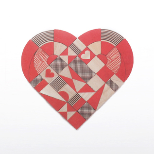 積み木 HeartShapes
