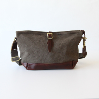 CARRY-ALL SHOULDER/S/OLIVE