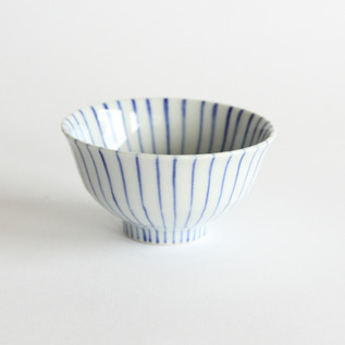 十草煎茶碗