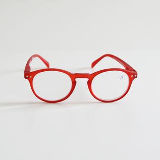 リーディンググラス A-RED CRYSTAL