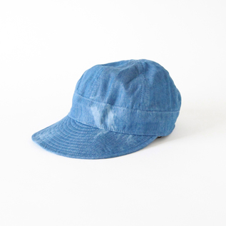 Laura Sr  Chambray Blue(キャップ帽)