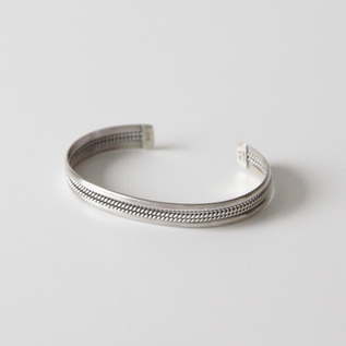 STERLING SILVER BANGLE SLIM SB5