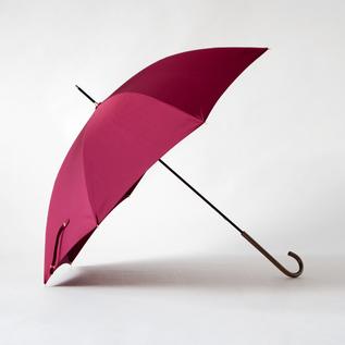 傘職人と作った、フォルムが綺麗な雨傘