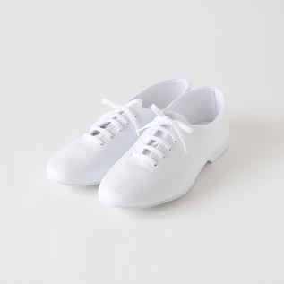 フラットシューズ JazzShoe White
