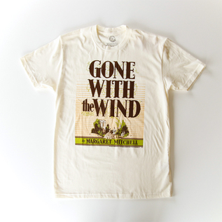 Tシャツ GONE WITH THE WIND「風と共に去りぬ」-NATURAL