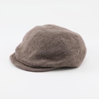 ウールハンチング帽 quihno