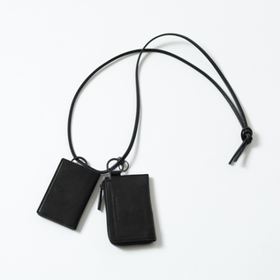 レザーウォレット/カードケース empty-handed