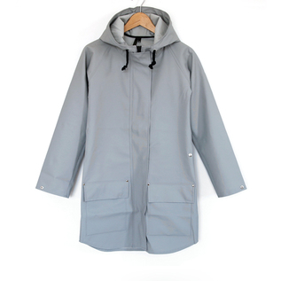レインコート Binderup LIGHT GREY